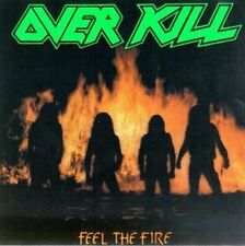 Overkill - Feel the Fire [New CD]