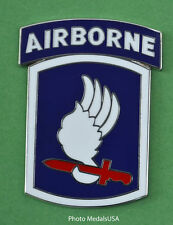 173rd Airborne Combat Service Identification Badge 173rd Infantry Brigade CSIB
