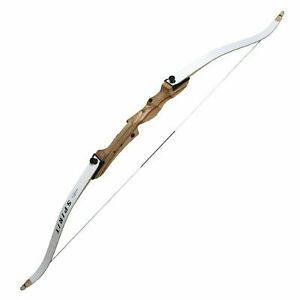 "SAS Spirit Jr 54"" Beginner Youth Wooden Archery Bow - Open Box"