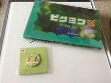 Club Nintendo Pikmin Original Badge, Picnic Blanket Japan