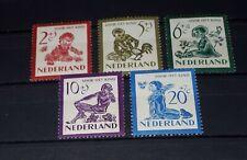 Nederland kinderzegels 1950 postfris mnh
