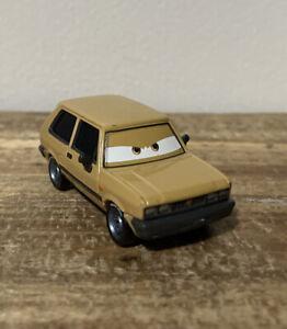Disney Pixar Cars 2 Victor H. Lemons Rare!