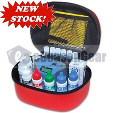 LaMotte 2056 Color Q PRO 7 Pool Test Kit ColorQ, NEW! CH2 exp. 9/2021 or later