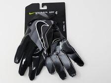 New Nike Vapor Jet 4 Football Receivers Gloves Magnagrip Youth Sz S Black White