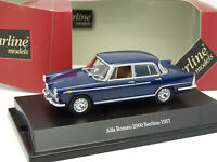 Starline 1/43 - Alfa Romeo 2000 Bleue 1957