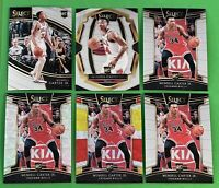 2018 Panini Select Wendell Carter Jr  RC Lot (6) Courtside Scope Tri Color BULLS