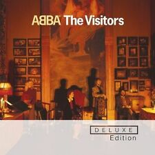 The Visitors Deluxe Edition JEWEL Case ABBA 2 CD DVD Video