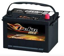 DEKA GENUINE NEW 642/58R 12-VOLT Battery 715Amp Cranking Power (Group 42/58R)