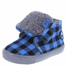 Sesame Street Toddler Boy's Cozy Boots