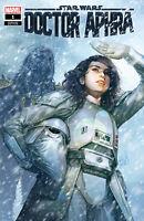 Star Wars Doctor Aphra #1 Incentive Ashley Witter Variant Cover Marvel