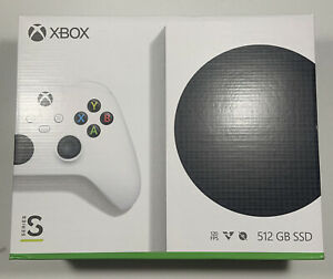 Xbox Series S Console Microsoft - IN HAND - FREE SHIPPING!