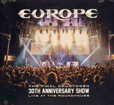 Europe(CD/DVD Album)The Final Countdown 30th Anniversary Show-Hell & Ba-New