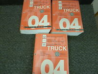 2004 GMC Yukon XL Denali Shop Service Repair Manual Set 1500 2500 SLT SLE