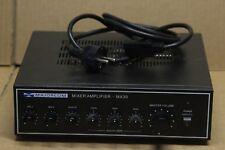Occasion : amplificateur avec sortie basse impedance MAJORCOM MX30 - 30W 100volt