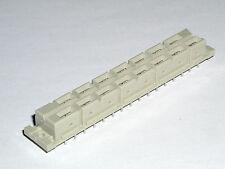 ERNI Federleiste H15 print 4,3 mm Artikelnummer: 594751