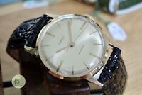 Excellent mens vintage winding watch TIMEX MERCURY GB SERVICED 1966  M24
