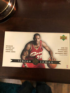 Lebron James  Exclusive 32- Card Set  Rookie 🔥🔥🔥 Upper Deck 2003-04