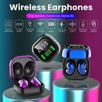 Wireless Headphones Bluetooth Earbuds 5.1 Noise Canceling Waterproof Headset TWS