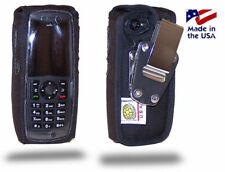 Turtleback Sonim XP5300 Force Nylon Fitted Phone Case Black Metal Belt Clip Case