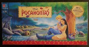 Vintage Disney Pocahontas Board Game MB 1994 Complete