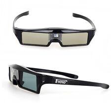3D Active Shutter Glasses KX-30 For BenQ W1070 Sony BenQ 3D DLP-Link Projectors