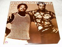 """James & Bobby Purify """"You & Me,Together Forever"""" 1975 Funk/Disco/Soul LP,SEALED!"""