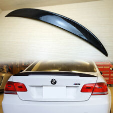 Carbon Fiber BMW E92 Coupe 2DR High Kick Performance Type Trunk Spoiler Wing