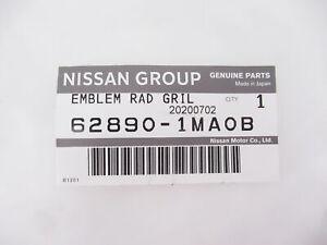 Genuine OEM Infiniti 62890-1MA0B Front Grille Emblem Badge 2011-2015 Q70 M37 M56