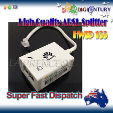HUAWEI HWSP-155 ADSL In-Line ADSL2 Filter Splitter with Telephone Cord Cable