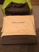 Louis Vuitton Checked Handbags with Inner Pockets