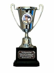 Snooker Pool Player Silver Moment Cup Sports Award Trophy E) ENGRAVED FREE