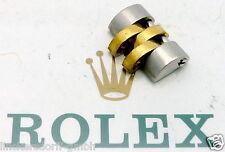 ROLEX DAMEN JUBILEE STAHL/GELBGOLD ELEMENT ca. 10mm 1990er Jahre