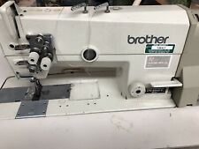 BROTHER Leather Fabric Sewing Machine Twin Needle LT2-B842-3