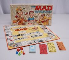 Parker Brothers 1979 Mad Magazine Board Game ~ Complete