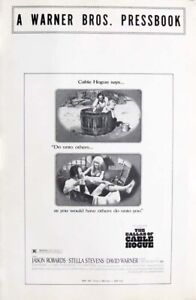 THE BALLAD OF CABLE HOGUE great PRESSBOOK 1970