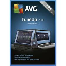 AVG TuneUp (2017) - Vollversion (02862)