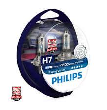 PHILIPS Car bulb H7 RacingVision +150% 55W 12V PX26D 12972RVS2 box of 2