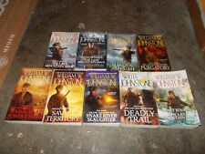 WILLIAM JOHNSTONE~COMPLETE~MATT JENSEN: THE LAST MOUNTAIN MAN~9 BOOK COLLECTION