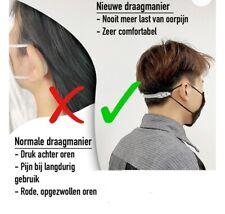 10 STUKS Mondmasker beschermer Vervangstuk tegen pijn oren