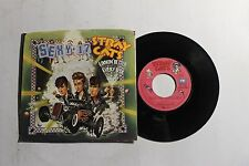STRAY CATS (She's) Sexy+17 45 EMI B-8168 US 1983 VG++ PICTURE SLEEVE B6