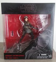 Star Wars The Black Series Sergeant Jyn Erso