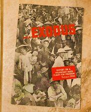 Operation Freedom ExoDouS Vietnam War Psyops fves korea Ww2 1954 ~Make An Offer