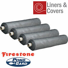 More details for firestone 1mm thick heavy duty epdm rubber pond liner (multiple sizes)
