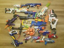 Huge Lot of 19 Nerf Guns + Accessories - Ultra One, Stryfe, Modulus, and more!