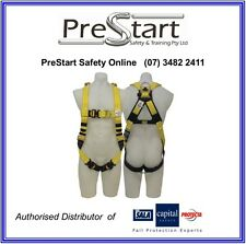 Riggers Safety Harness | Height safety, Construction harness, SALA Delta