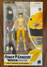 Yellow Ranger / Trini Kwan - Lightning Collection Mmpr Power Rangers - New