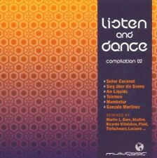 Listen And Dance - Compilation 02 Air Liquide Turkish Delight New Music Audio CD