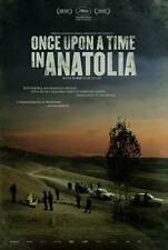 ONCE UPON A TIME IN ANATOLIA Movie Promo POSTER C Muhammet Uzuner Yilmaz Erdogan