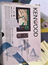 Kenwood GPS Navigation System DNX7120 with Free HD Tuner