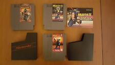 [NES] Shadow Warrior / Ninja Gaiden 2 e 3 - lotto giochi Nintendo 8-bit Trilogy